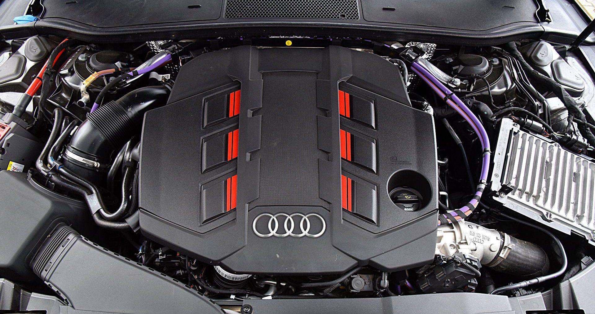 AUDI S7 Sportback silnik