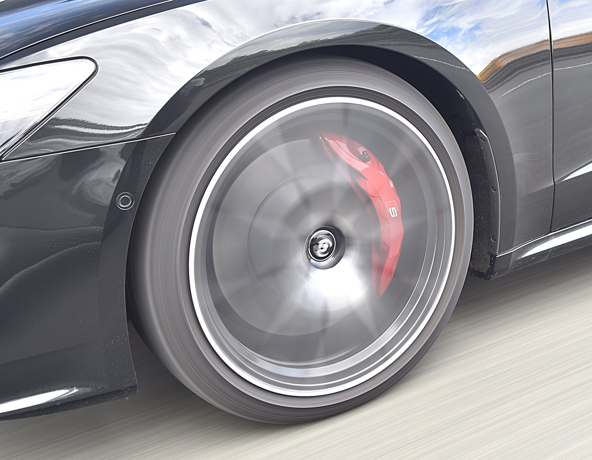 AUDI S7 Sportback koło hamulce