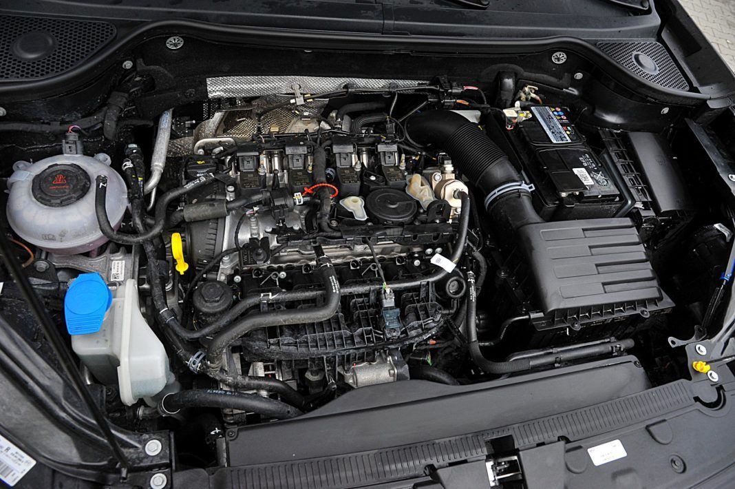 Cupra Ateca – silnik
