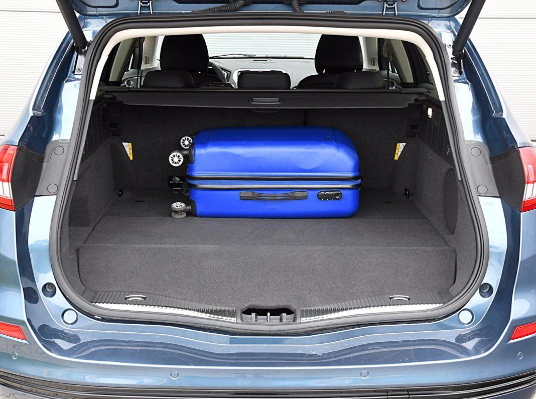 Ford Mondeo Kombi Hybrid – bagażnik