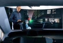 hologram 3D w Volkswagenie