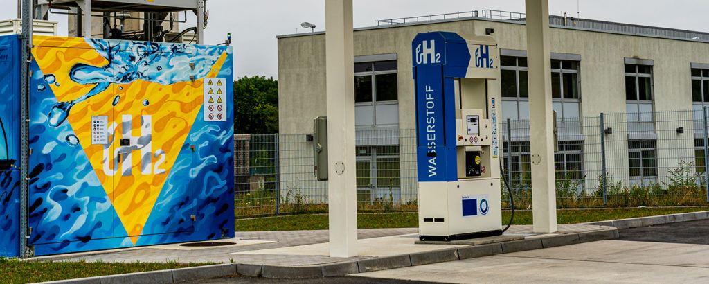 Stacja wodorowa