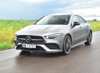 Mercedes CLA 220 4Matic – TEST