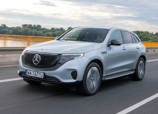 Mercedes EQC 400 4Matic – TEST