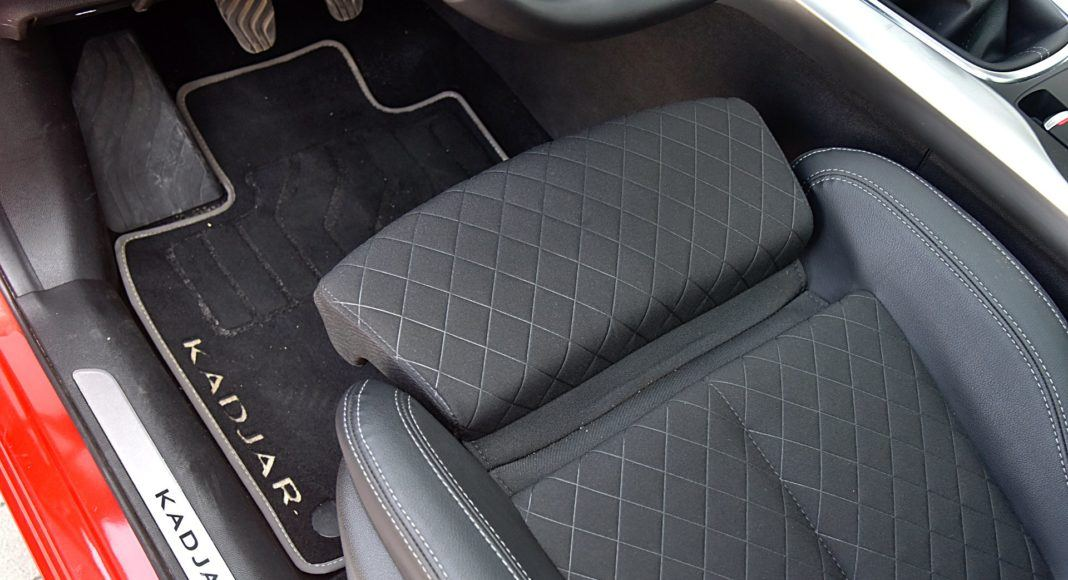 Renault Kadjar – fotel
