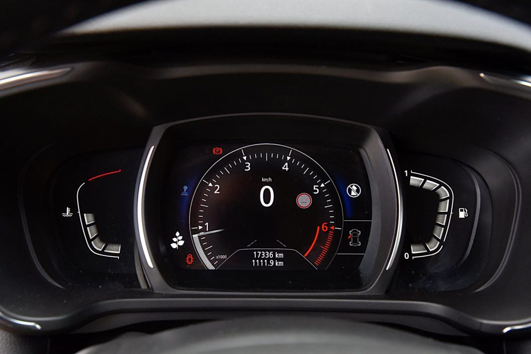 Renault Kadjar – wskaźniki