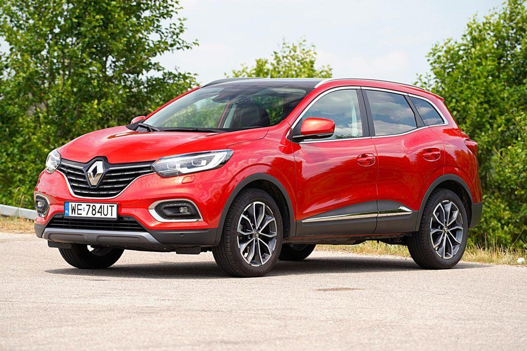 Renault Kadjar – przód