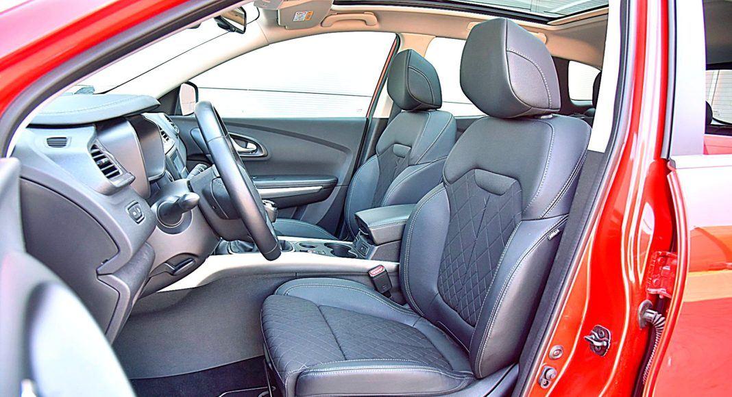 Renault Kadjar – fotele