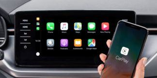 skoda scala kamiq apple carplay