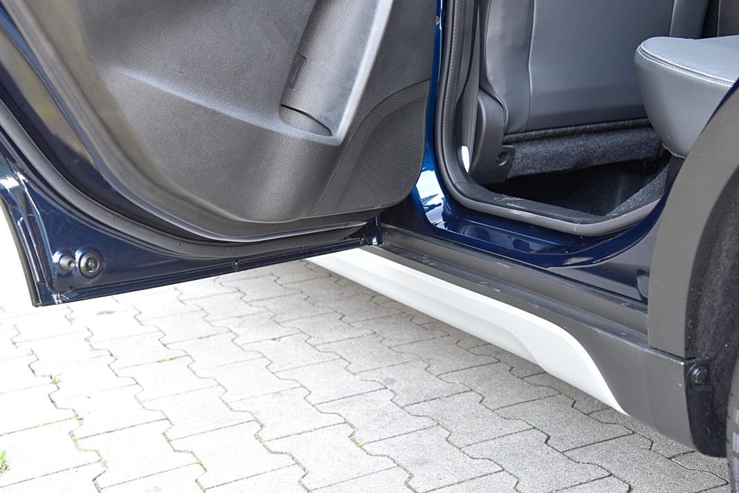 Suzuki SX4 S-Cross – próg