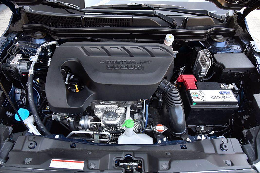 Suzuki SX4 S-Cross – silnik