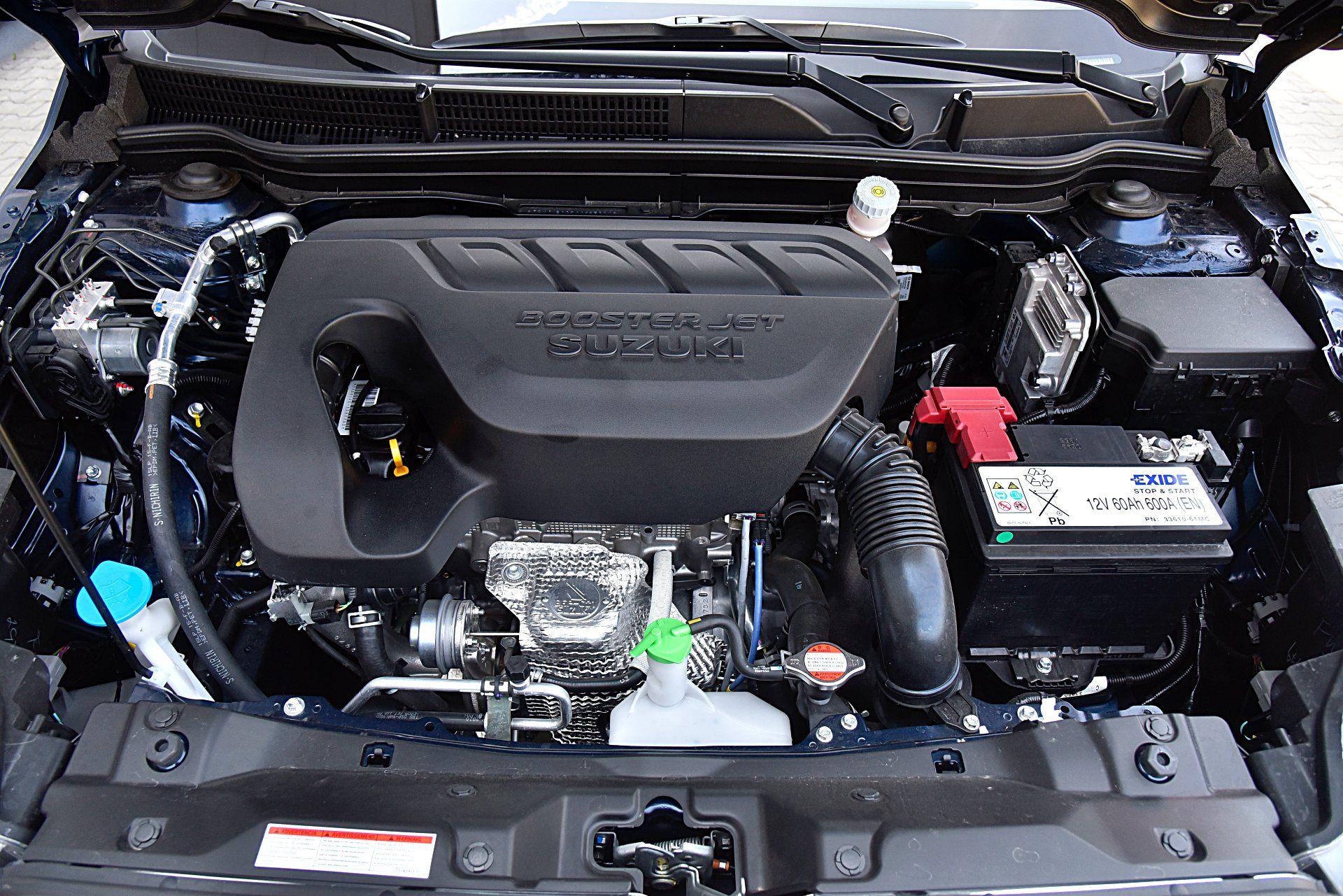 SUZUKI SX4 S-Cross silnik