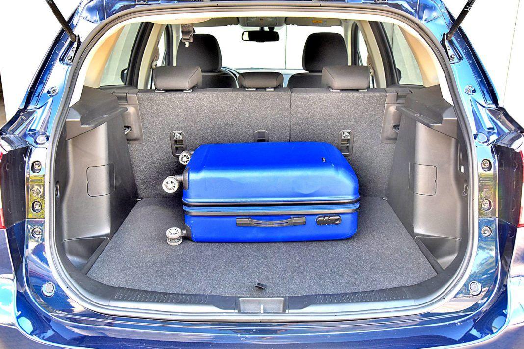 Suzuki SX4 S-Cross – bagażnmik