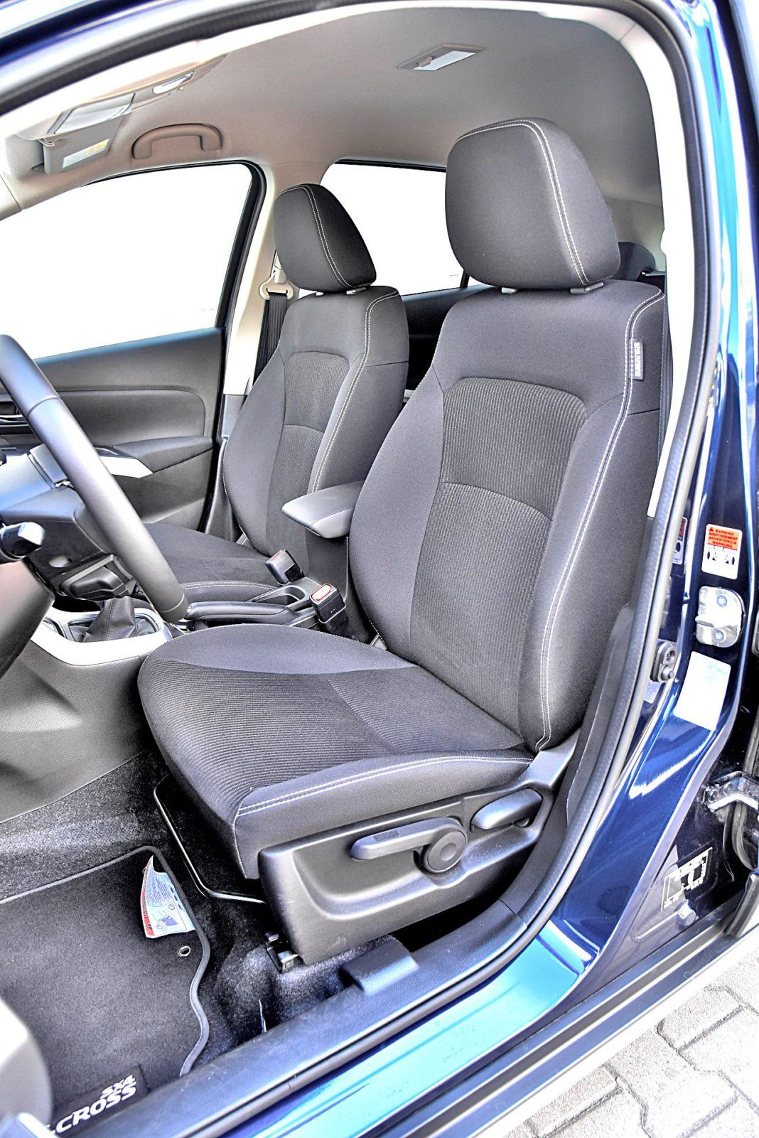 Suzuki SX4 S-Cross – fotele
