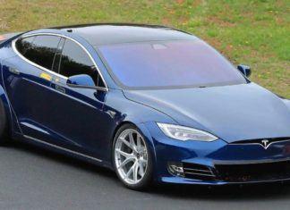 Tesla bije rekord Porsche Taycana na Nürburgringu