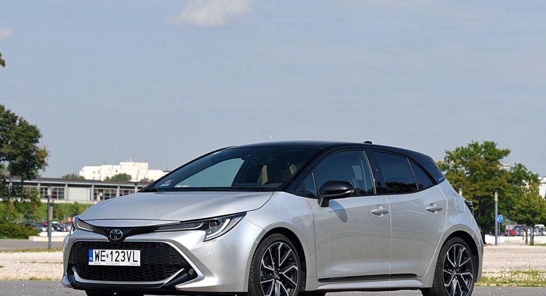 Toyota Corolla – przód