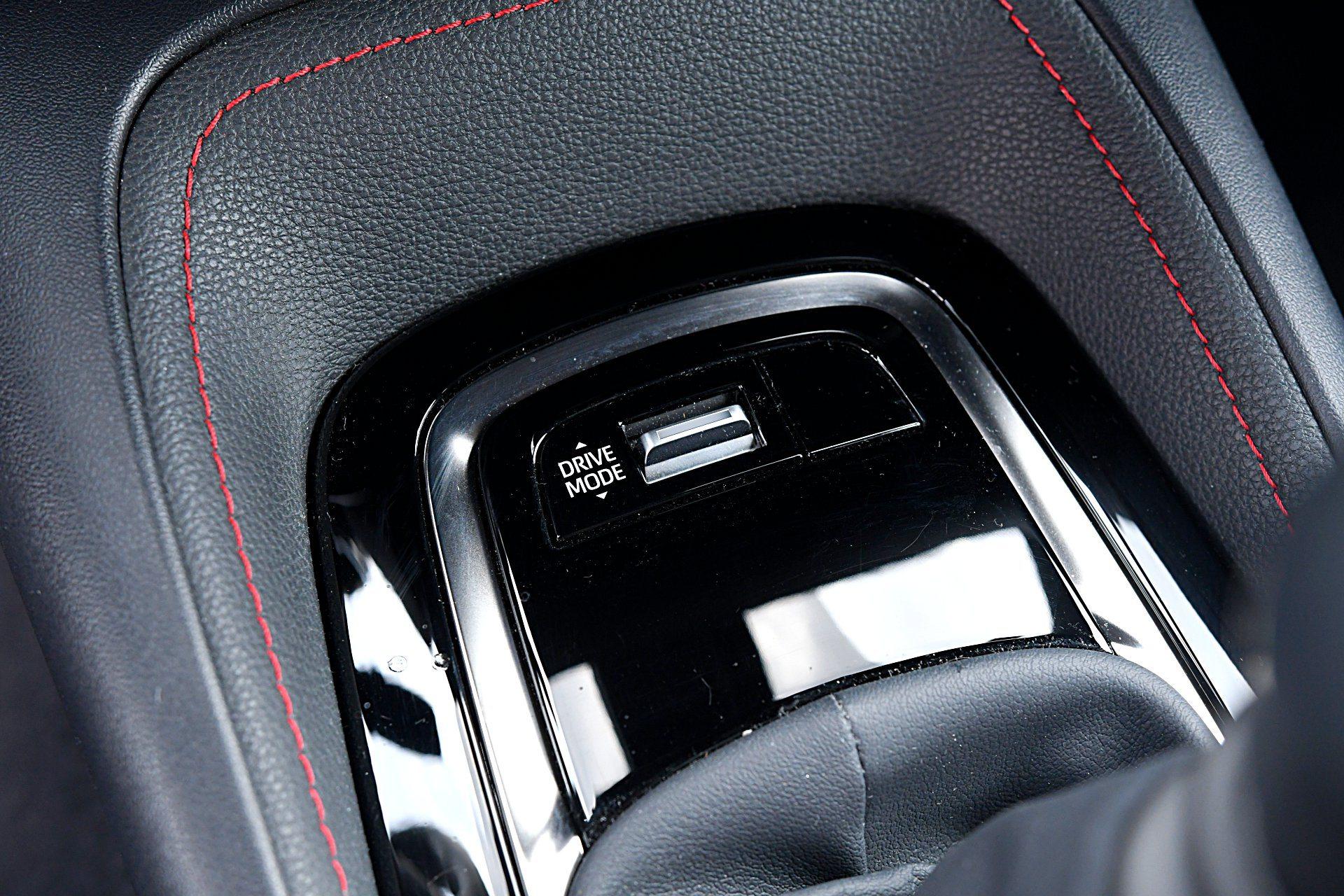 TOYOTA Corolla E21 Selection 1.2T tryby jazdy