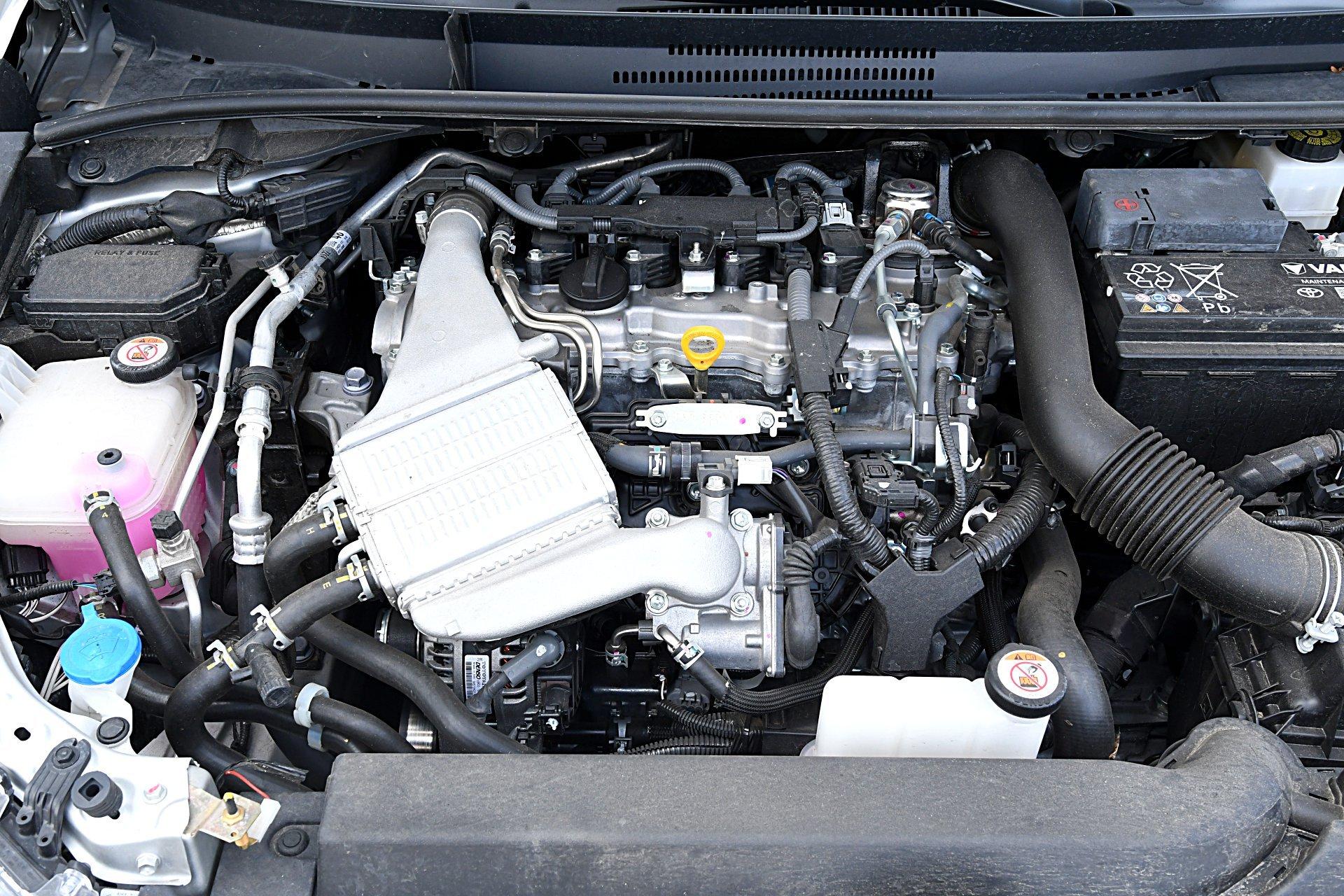 TOYOTA Corolla E21 Selection 1.2T silnik