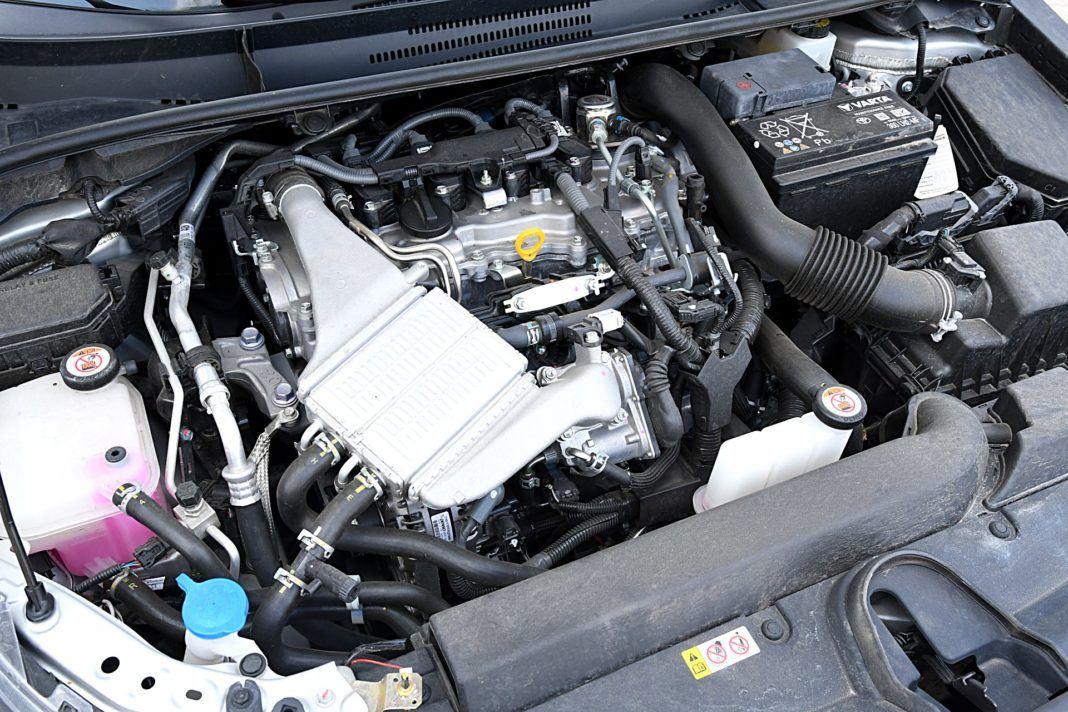 Toyota Corolla – silnik