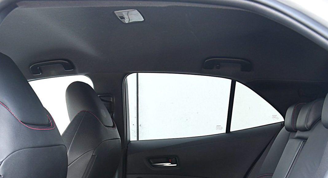 Toyota Corolla – kanapa