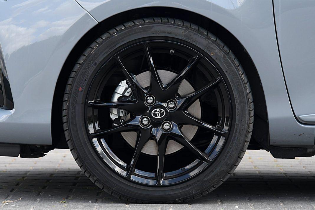 Toyota Yaris Hybrid GR Sport - koło