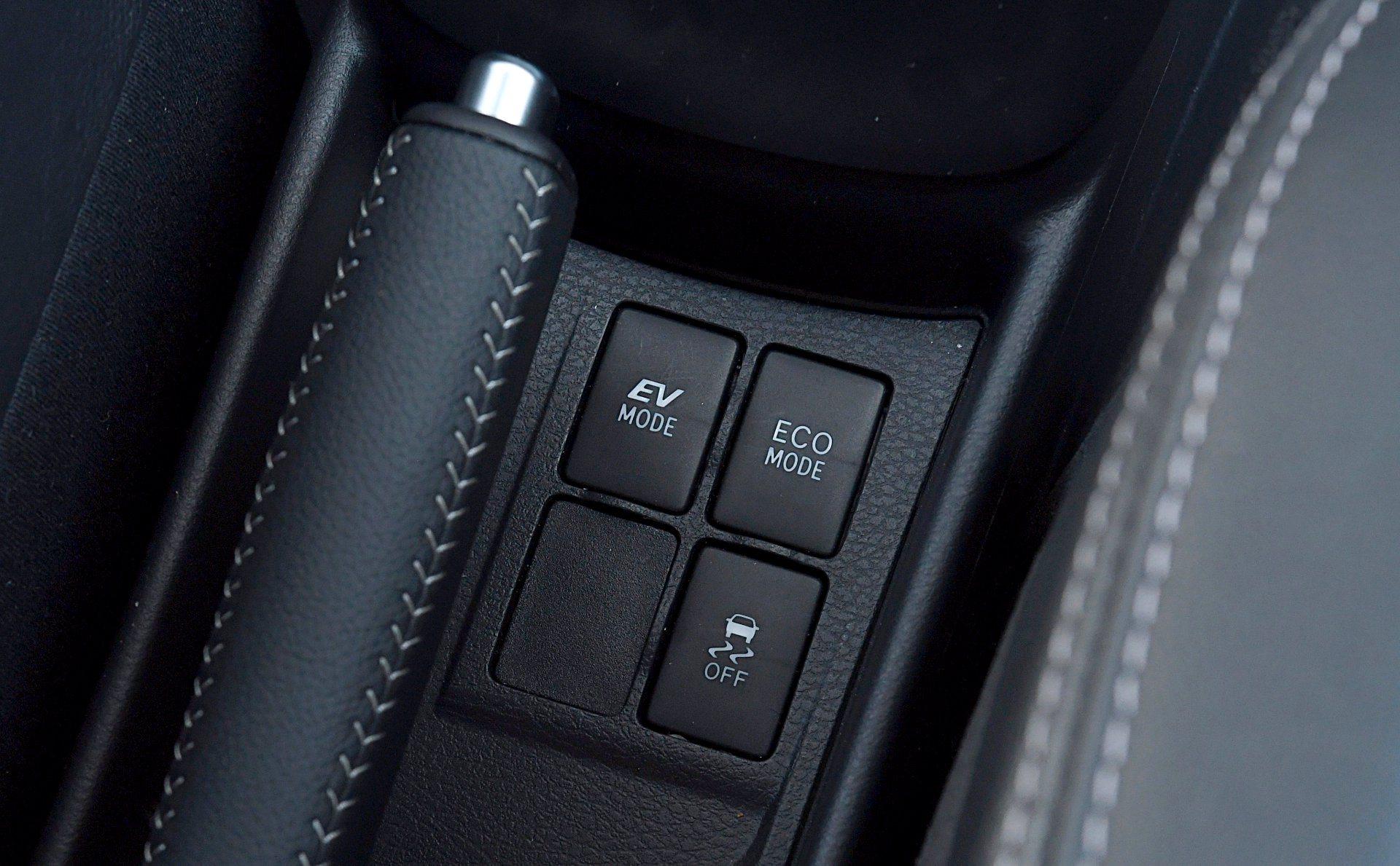 TOYOTA Yaris III FL GR Sport Hybrid 1.5 tryby EV eco