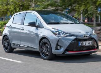 Toyota Yaris 1.5 Hybrid GR Sport – TEST