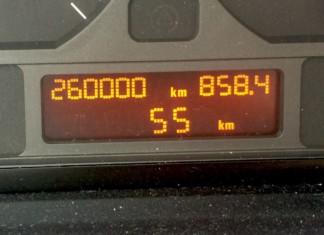 260 tysięcy kilometrów, czyli samochód niesprzedawalny