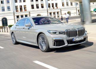 BMW 745Le xDrive – TEST