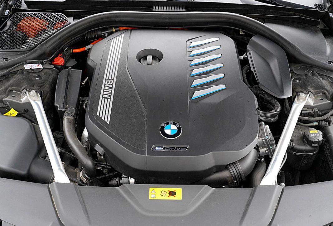 BMW 745Le G12 FL Plug-In Hybrid 3.0T silnik