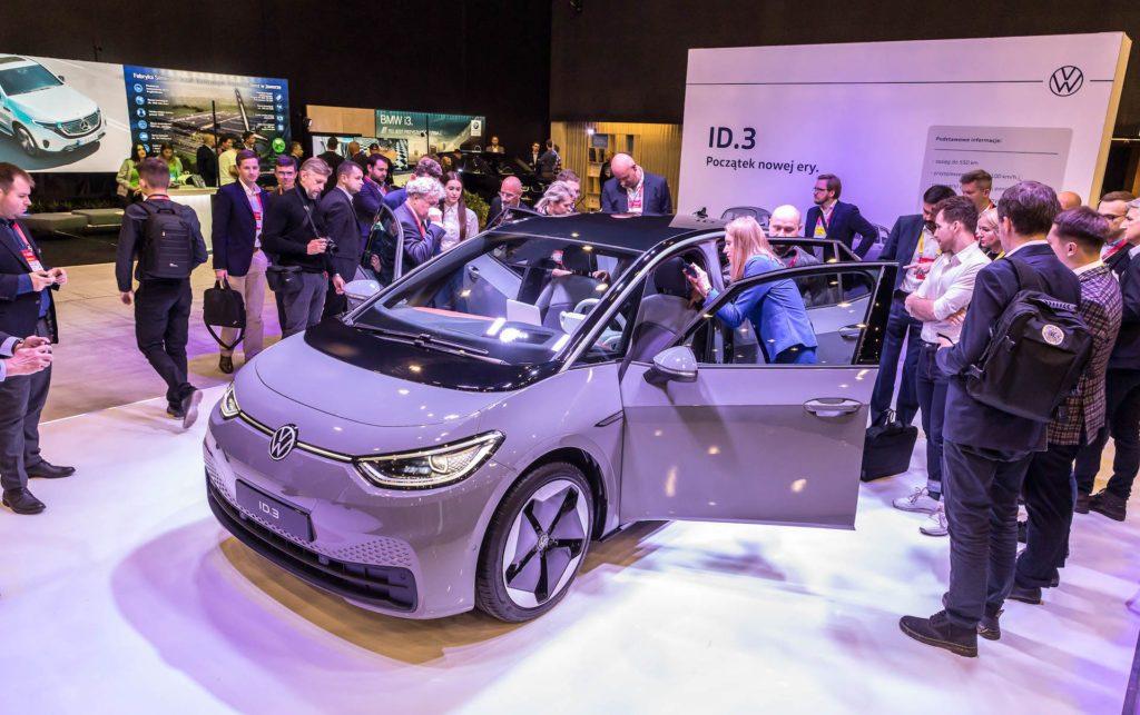Elektryczny VW ID
