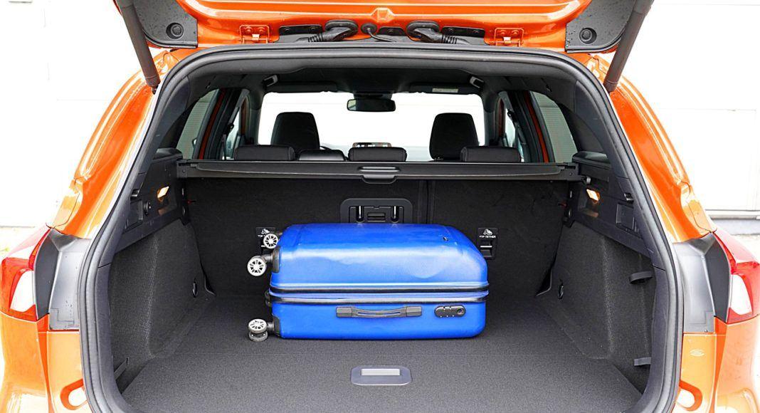 Ford Focus Active Kombi 2.0 EcoBlue – bagażnik