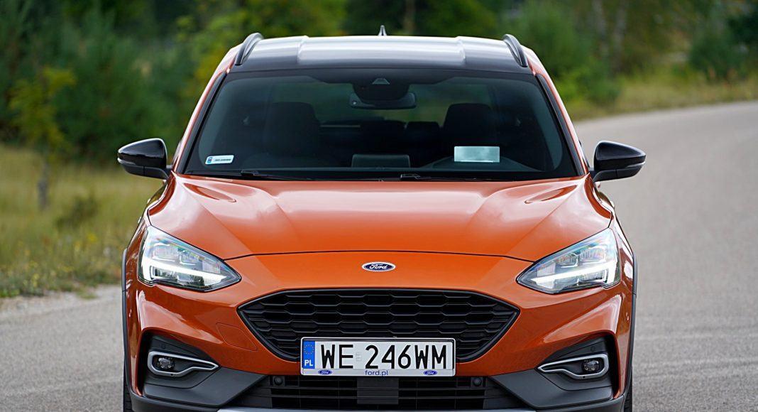 Ford Focus Active Kombi 2.0 EcoBlue – przód