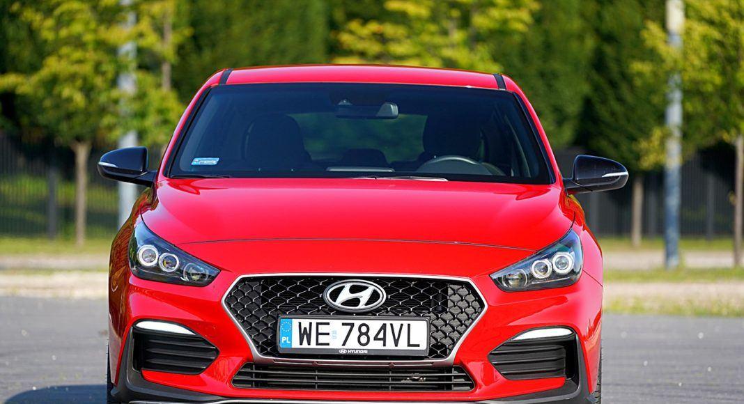 Hyundai i30 – przód