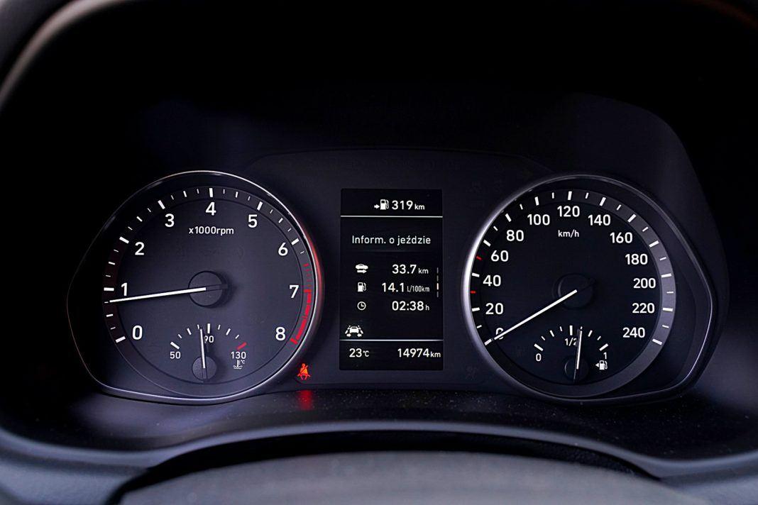 Hyundai i30 – wskaźniki