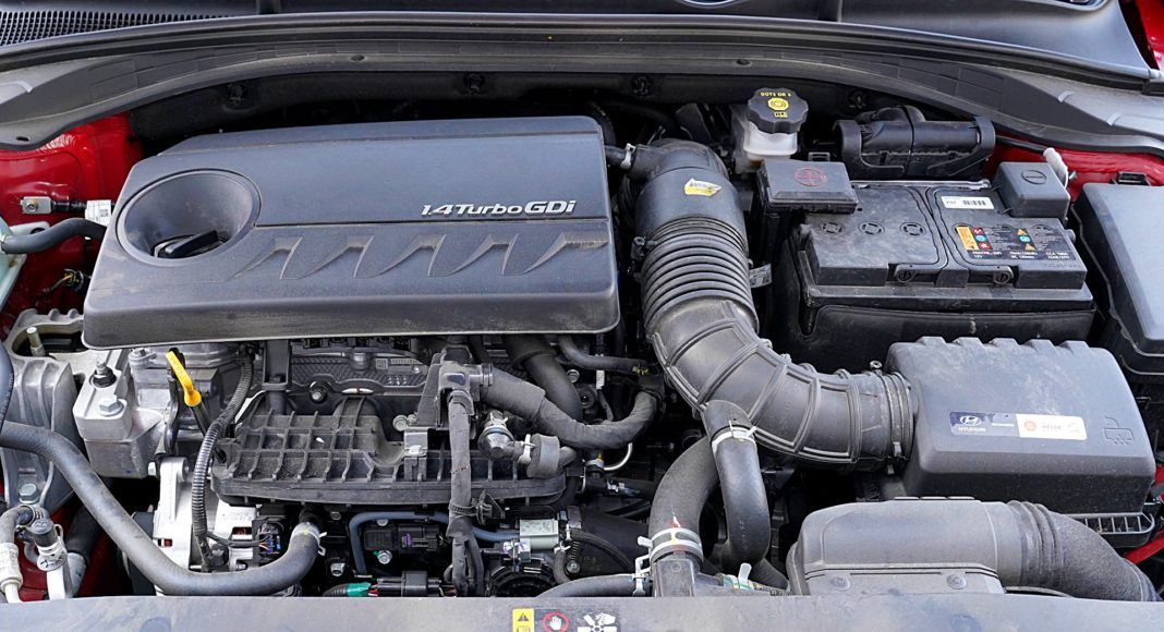 Hyundai i30 – silnik