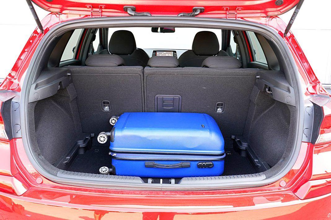 Hyundai i30 – bagażnik