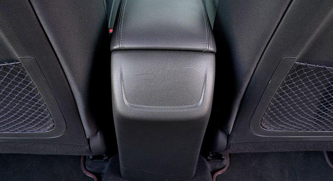 Hyundai i30 – drugi rząd siedzeń