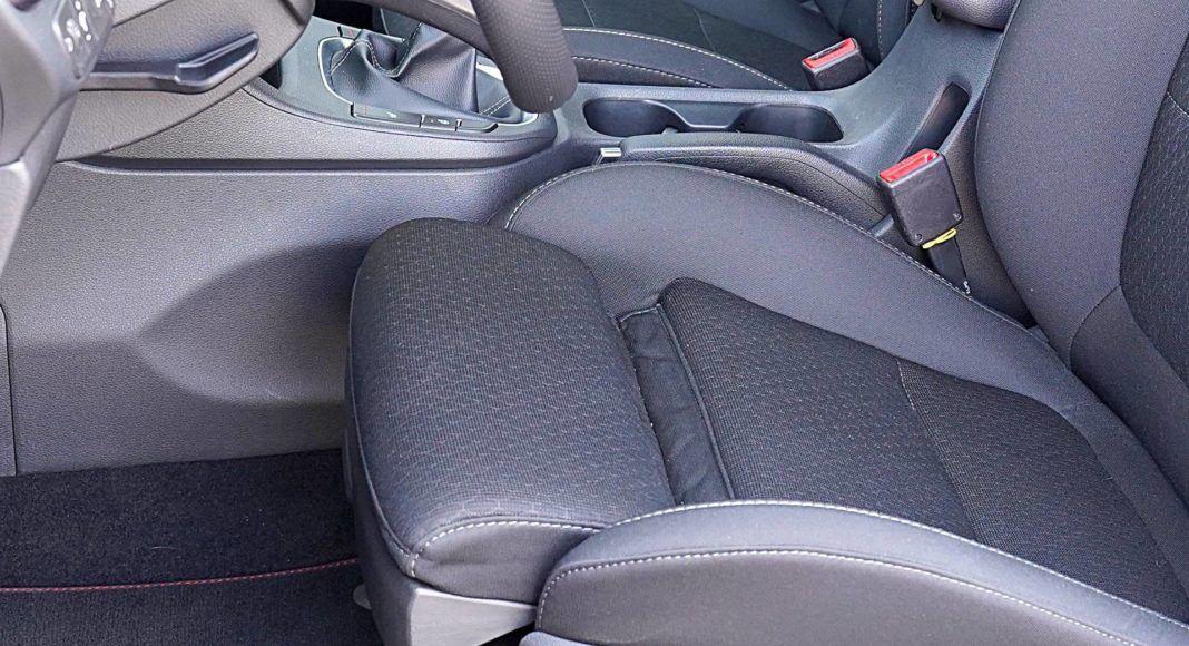 Hyundai i30 – fotel