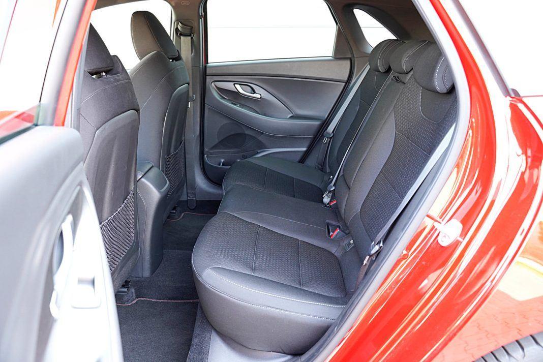 Hyundai i30 – kanapa