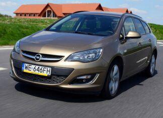 Używany Opel Astra IV (J; 2009-2018) – opinie, dane techniczne, typowe usterki