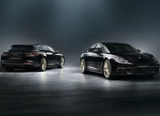 Porsche Panamera kończy 10 lat. Limitowana edycja na jubileusz. Znamy polskie ceny