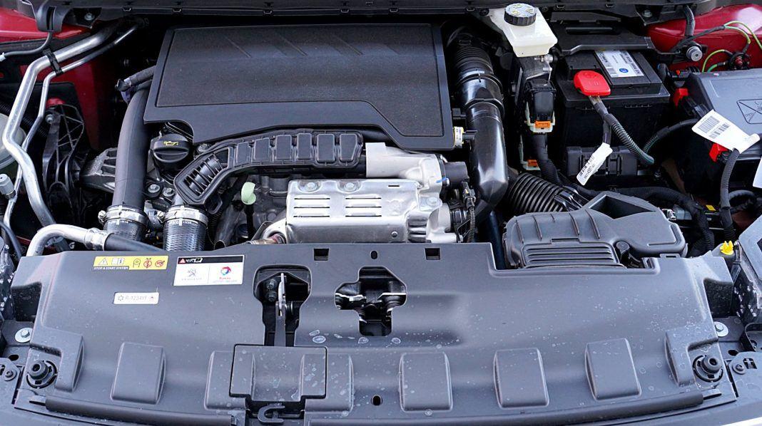Peugeot 308 – silnik