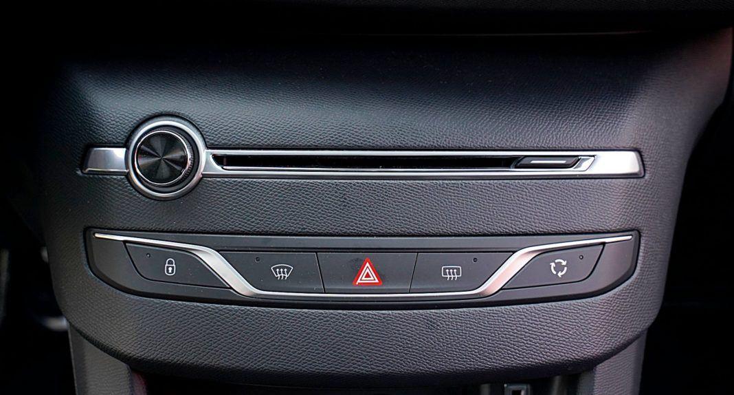 Peugeot 308 – odtwarzacz CD