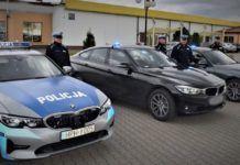 Policja - grupa Speed
