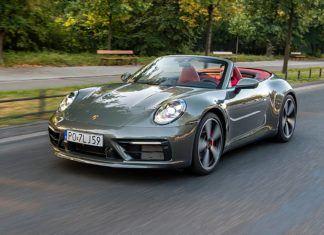 Porsche 911 Carrera 4S Cabriolet – TEST