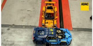 Porsche 911 GT3 z Lego i Bugatti Chiron z Lego