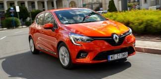 RENAULT Clio V Intens 1.0TCe 100KM – przód