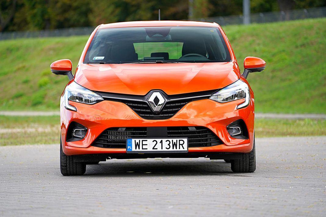 Renault Clio 1.0 TCe 100 Intens – przód