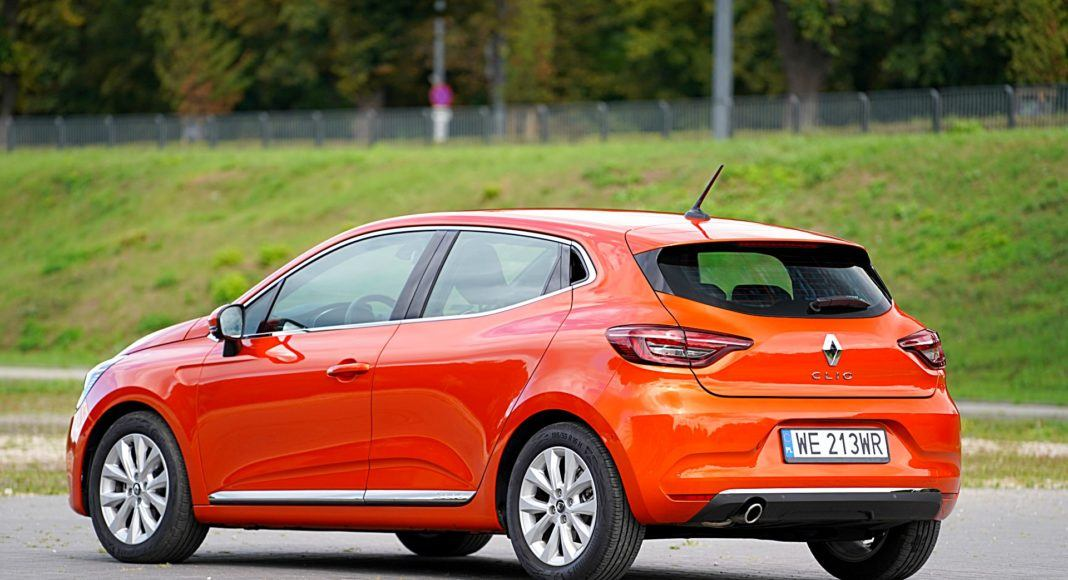Renault Clio 1.0 TCe 100 Intens – tył